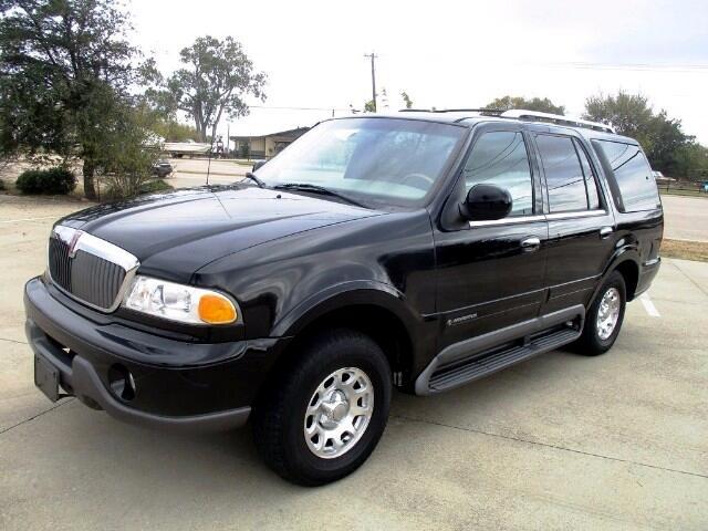 1999 Lincoln Navigator 4WD