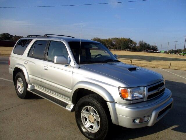 2000 Toyota 4Runner SR5 2WD