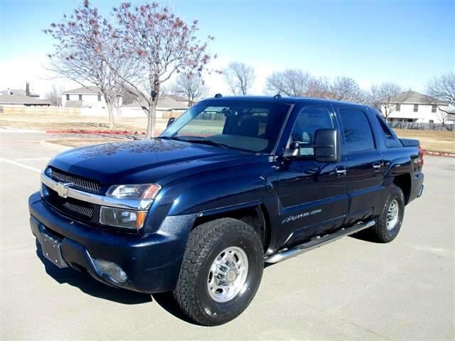 2005 Chevrolet Avalanche 2500 4WD
