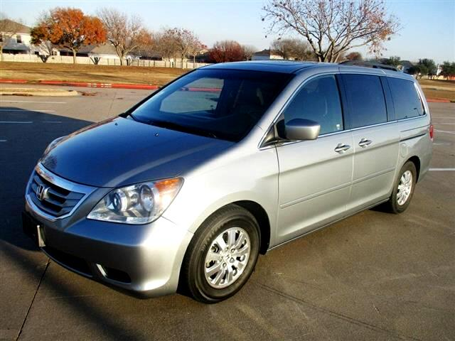 2009 Honda Odyssey 5dr EX-L w/RES & Navi