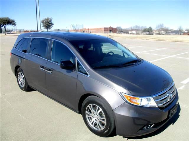 2012 Honda Odyssey 5dr EX-L w/Navi