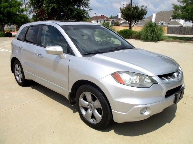 2007 Acura RDX 5-Spd AT SH-AWD