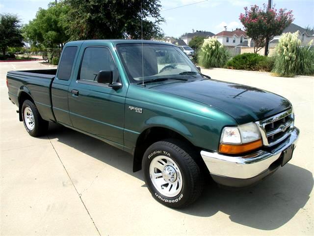 1999 Ford Ranger XLT 3.0 2WD