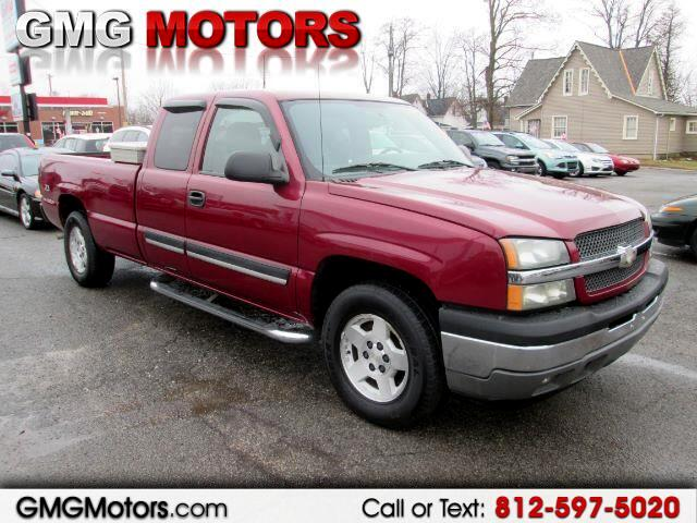2005 Chevrolet Silverado 1500 Z71 Ext. Cab Long Bed 4WD