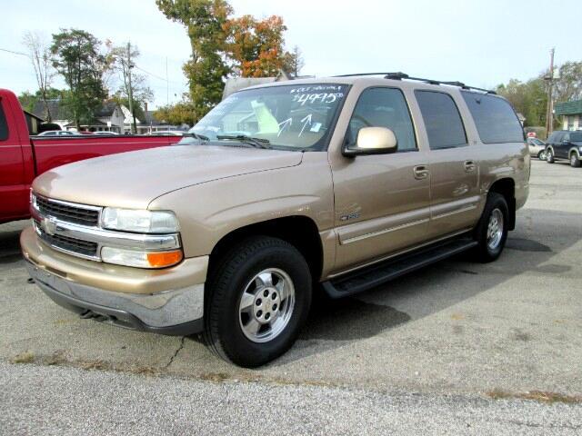2000 Chevrolet Suburban K1500 4WD