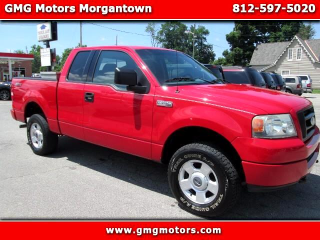 2004 Ford F-150 STX SuperCab 5.5-ft Box 4WD
