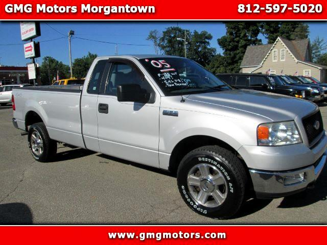 2005 Ford F-150 XLT Reg. Cab Long Bed 4WD
