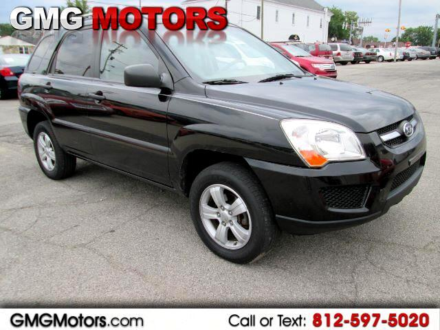 2010 Kia Sportage LX 2WD AT