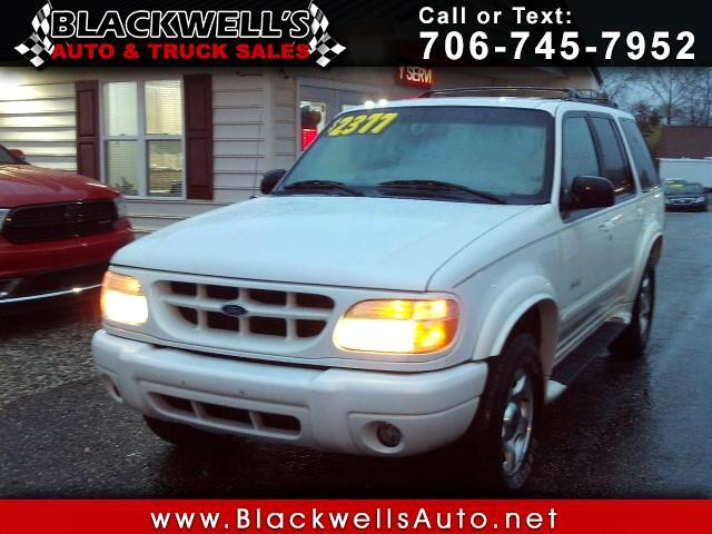 1999 Ford Explorer Limited 2WD