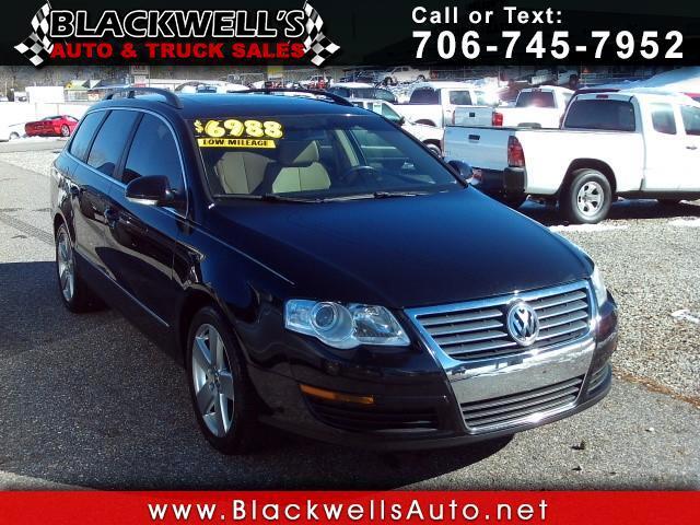 2008 Volkswagen Passat Wagon Komfort