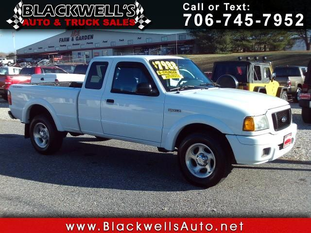 2004 Ford Ranger Edge SuperCab 3.0L 2WD