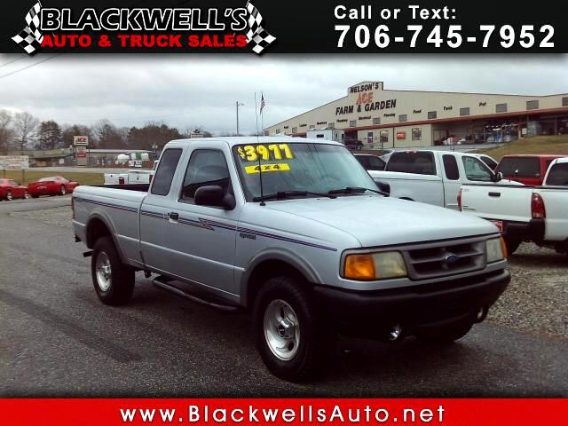 1995 Ford Ranger STX SuperCab 4WD