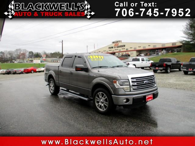 2014 Ford F-150 Lariat SuperCrew 6.5-ft. Bed 2WD
