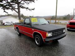1987 Chevrolet S10