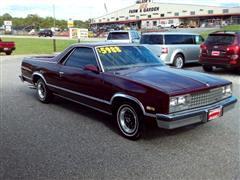 1986 GMC Caballero