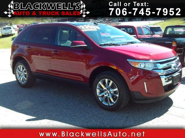 2013 Ford Edge SEL Plus AWD