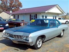 1967 Chevrolet BelAir