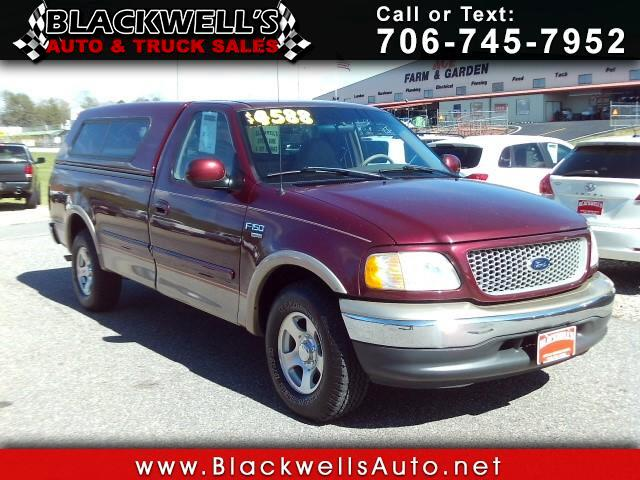 1999 Ford F-150 Lariat Reg. Cab Long Bed 2WD