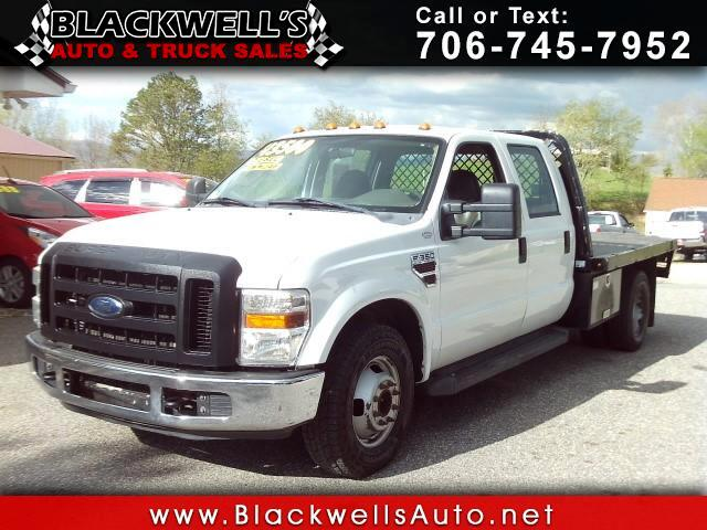 2009 Ford F-350 SD XL Crew Cab Long Bed DRW 2WD