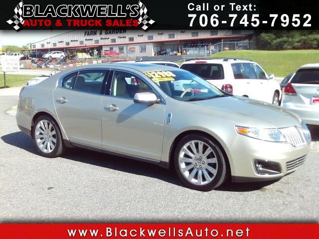 2010 Lincoln MKS 3.7L AWD