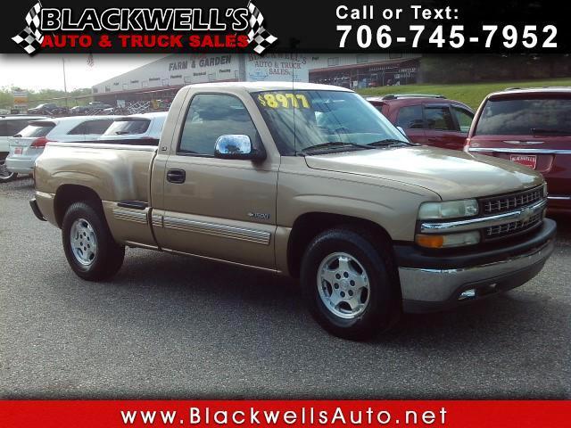 2000 Chevrolet Silverado 1500 Reg. Cab Short Bed 2WD