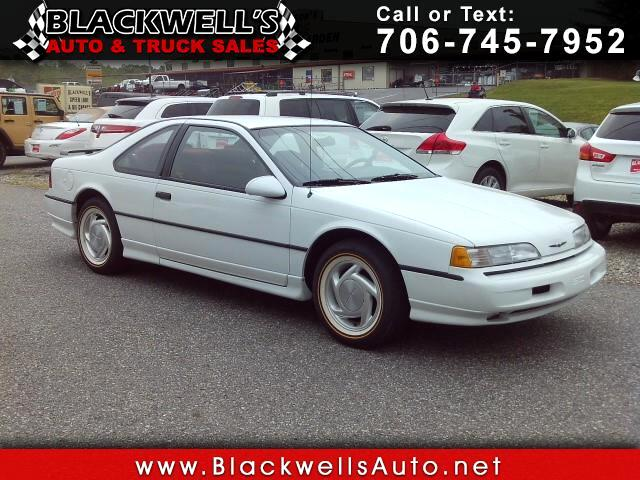 1990 Ford Thunderbird Super Coupe