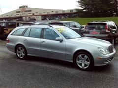 2004 Mercedes-Benz E-Class Wagon