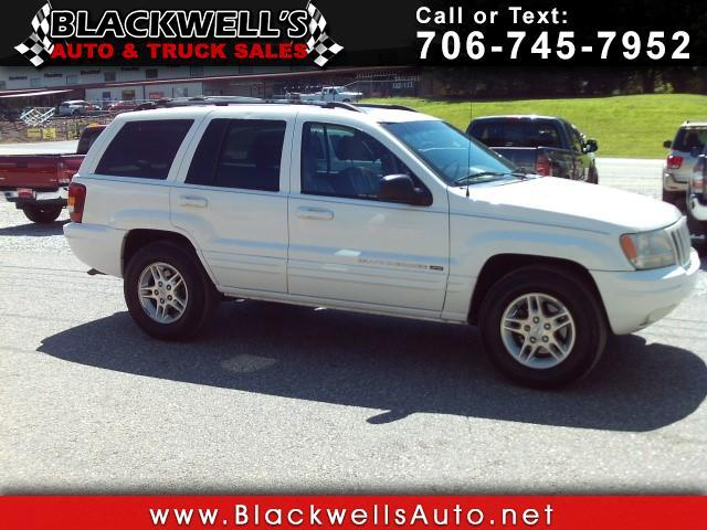 2000 Jeep Grand Cherokee Limited 2WD