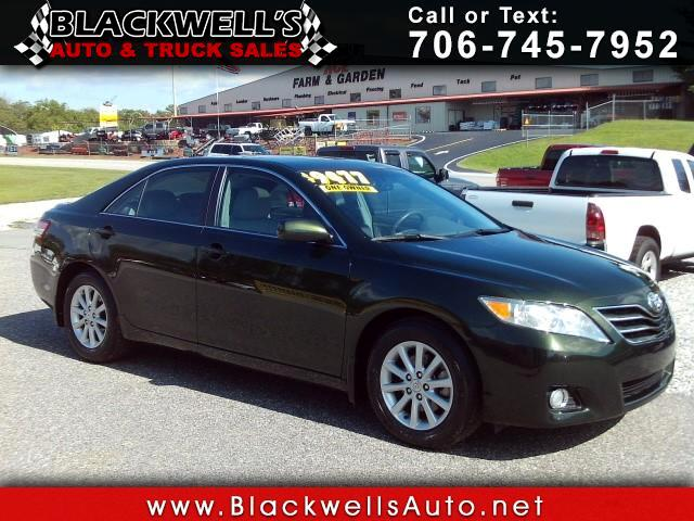 2010 Toyota Camry XLE 6-Spd AT