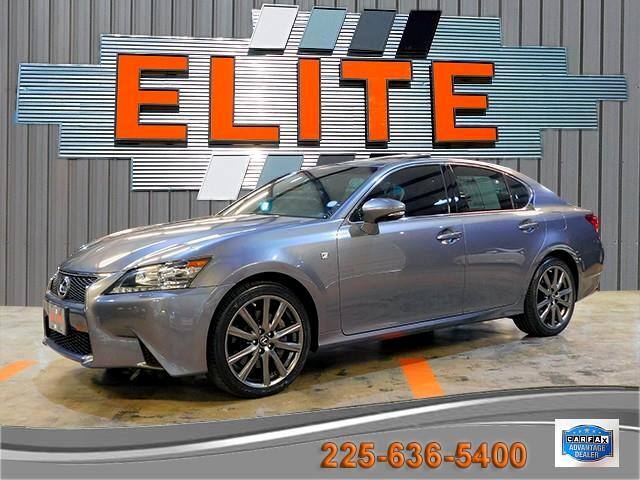 Used 2014 Lexus GS For Sale In Baton Rouge, LA 70816 Elite Import Group