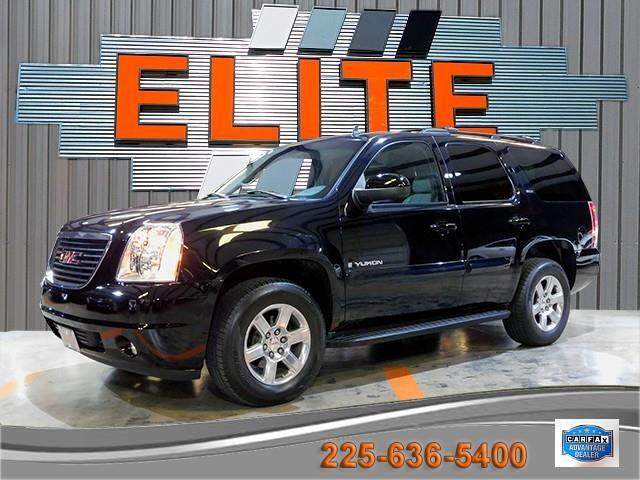 2007 GMC Yukon SLT-1 2WD