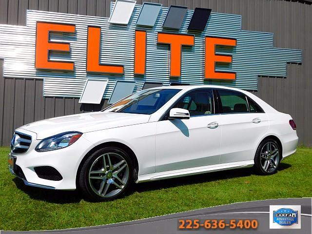 2015 Mercedes-Benz E-Class E350 Luxury Sedan