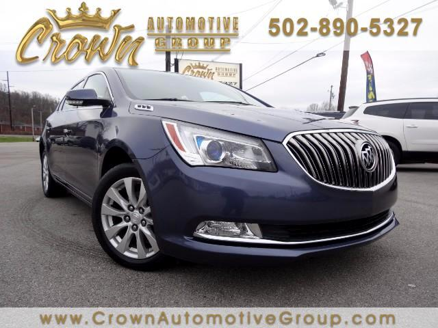 2014 Buick LaCrosse Leather Package