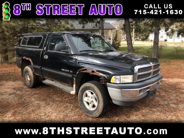 1999 Dodge Ram 1500 Reg. Cab 6.5-ft. Bed 4WD