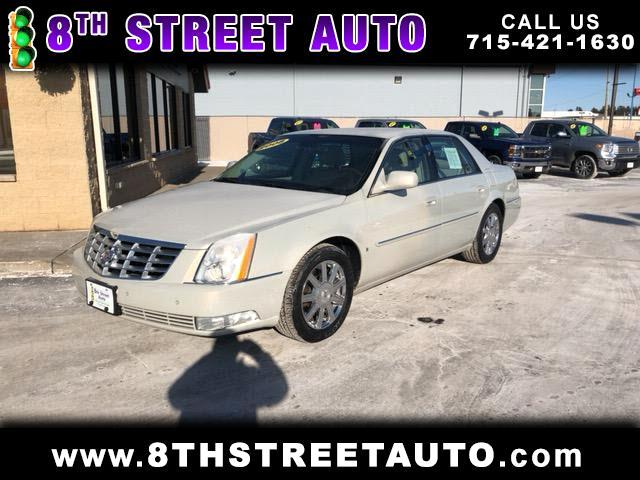 2008 Cadillac DTS Luxury 2