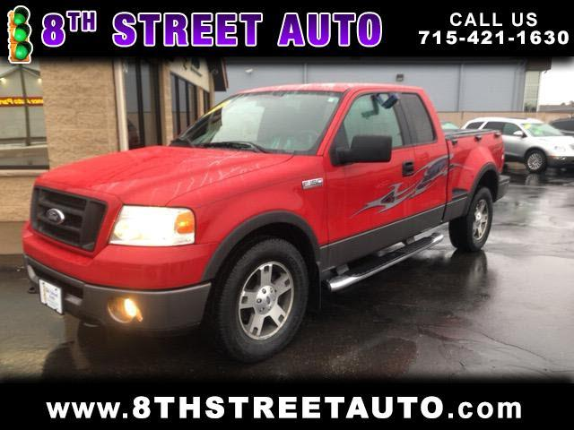 2007 Ford F-150 FX4 SuperCab Flareside 4WD