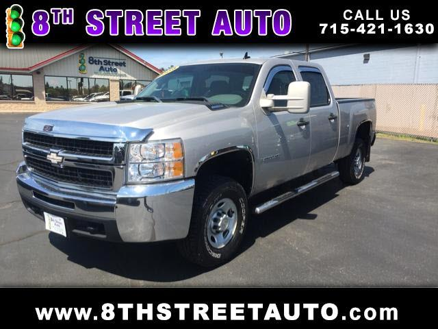 2009 Chevrolet Silverado 2500HD Work Truck Crew Cab Std. Box 4WD