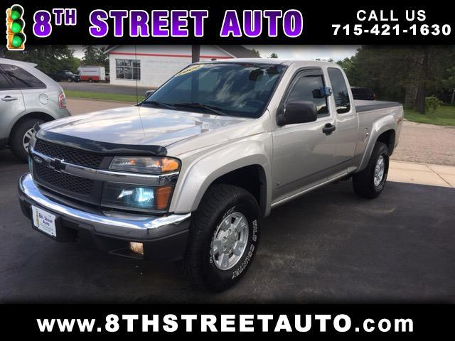 2006 Chevrolet Colorado Z71 Ext. Cab 4WD
