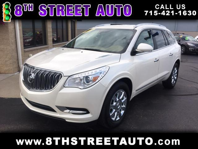 2015 Buick Enclave CXL AWD