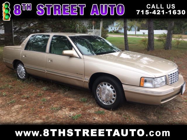 1997 Cadillac DeVille 4dr Sdn