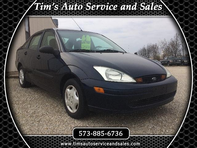 2001 Ford Focus S