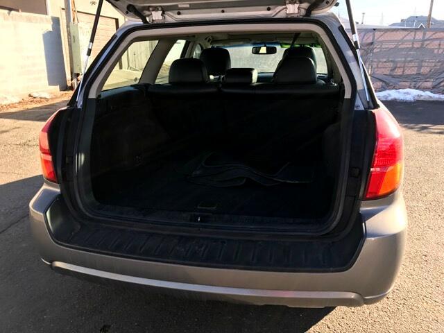 2007 Subaru Outback 2.5i Limited Wagon