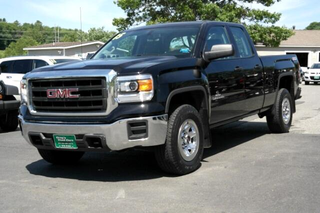 2015 GMC Sierra 1500 Ext. Cab 6.5-ft. Bed 4WD