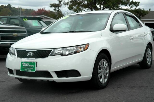 used 2012 kia forte lx for sale in wiscasset me 04578 greg 39 s used cars and service. Black Bedroom Furniture Sets. Home Design Ideas