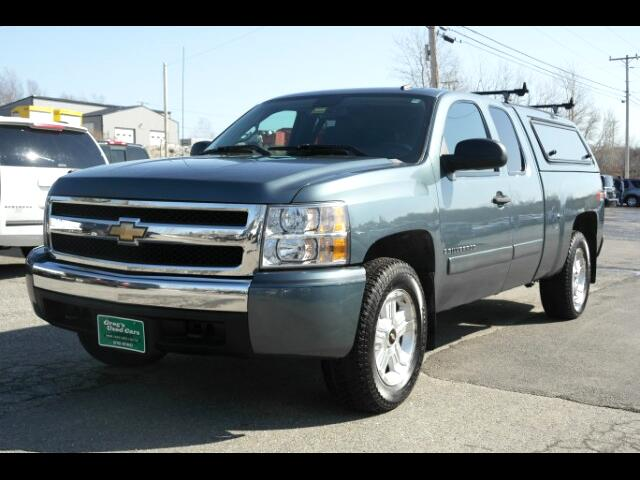 used 2008 chevrolet silverado 1500 work truck ext cab std box 4wd for sale in wiscasset me. Black Bedroom Furniture Sets. Home Design Ideas