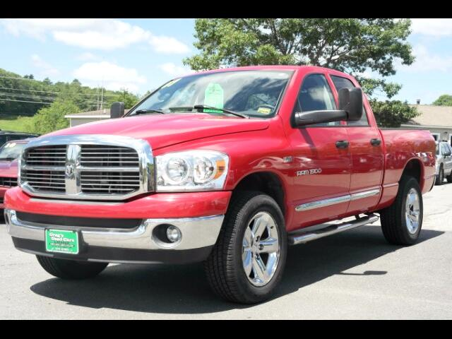 2007 Dodge Ram 1500 Quad Cab 6.5-ft. Bed 4WD