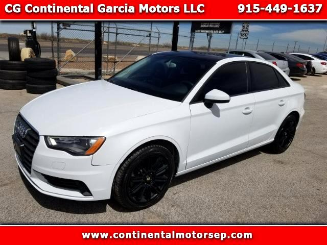 Used 2015 Audi A3 for Sale in El Paso, TX 79936 CG Continental ...