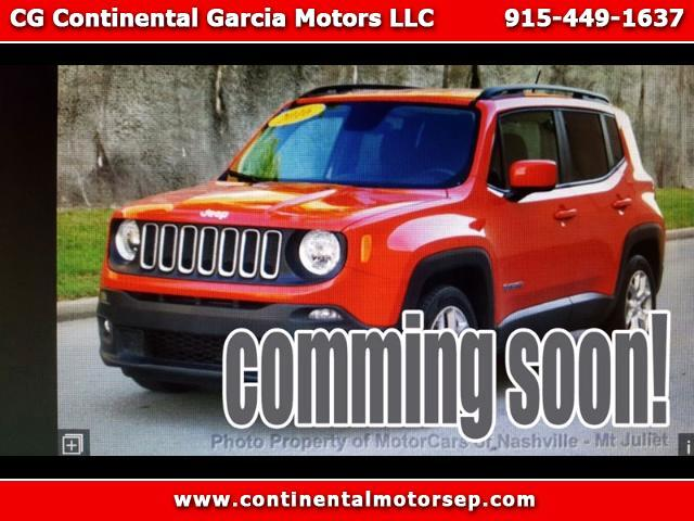 2017 Jeep Renegade Sport 4WD
