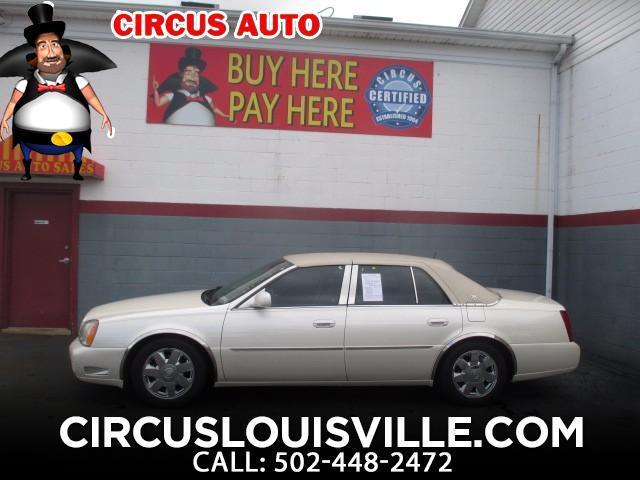 2003 Cadillac DeVille DTS