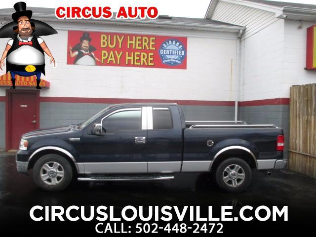 2004 Ford F-150 Lariat SuperCab 5.5-ft Box 2WD
